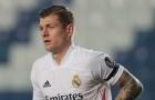 Toni Kroos sắp đi vào lịch sử Real Madrid