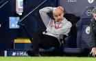 Choáng váng trước M.U, Pep Guardiola thốt lên 2 từ tuyệt vọng
