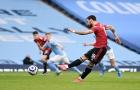 Sút tung lưới Man City, Bruno Fernandes 'đỉnh của chóp'