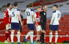 Spurs thua ngược, Mourinho lại 'tế sống' trọng tài