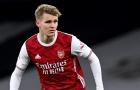 Arsenal sớm có kế hoạch mới dành cho Odegaard