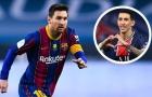 'Thật tuyệt khi chơi bóng với Messi tại PSG'