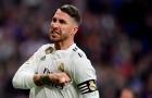 CHÍNH THỨC! Real Madrid thông báo cú sốc Sergio Ramos