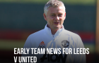 'Quái thú' trở lại, Quỷ đỏ mất 2 cái tên trước trận gặp Leeds United