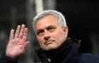 Mourinho nói lời thật lòng về canh bài AS Roma