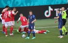 SỐC! Eriksen đột quỵ giữa trận Đan Mạch - Phần Lan