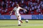 'Tỷ lệ bóng chính xác của cậu ấy trước Croatia là 100%'