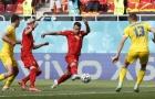 Quá nghẹt thở, trận Ukraine - Bắc Macedonia định đoạt trong 5 phút