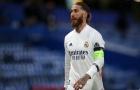 Sergio Ramos: 'Đã có lời đề nghị từ Man Utd'