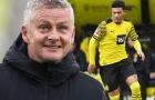 Man Utd đồng ý mức giá yêu cầu chuyển nhượng Sancho