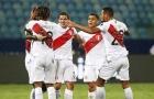 Bàn thắng duy nhất đưa Peru đi tiếp ở Copa America