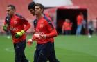 'Arsenal tới gõ cửa nhưng tôi không muốn đi'