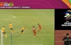 Vì sao trọng tài không cho Việt Nam hưởng 11m trước Australia?