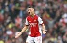 Arsenal nhận cú hích lớn sau trận thắng Norwich