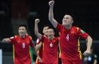 CHÍNH THỨC! Việt Nam xuất sắc giành vé vào vòng 1/8 Futsal World Cup