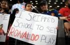 Man Utd bị loại, Ronaldo khiến người hâm mộ hụt hẫng