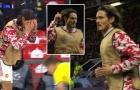 Cavani khiến ban huấn luyện Villarreal nổi đóa trước khi vào sân