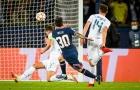 Messi được vinh danh với bàn thắng vào lưới Man City