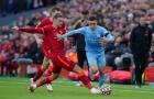 'Liverpool hỗn loạn trước Man City. Trận đấu diễn ra một chiều'