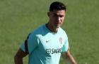 HLV Bồ Đào Nha không đồng tình với Solskjaer về Ronaldo