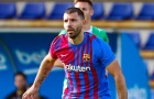 Sergio Aguero ghi bàn ở trận đấu đầu tiên cho Barca