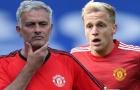 Mourinho có thể là lối thoát cho Van de Beek