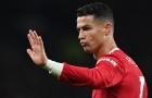 Ronaldo bực tức, hóa Sir Alex 'sấy tóc' cả đội M.U ở trận Atalanta
