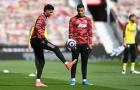 'Hai tiền đạo Man Utd lười biếng'