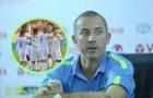 Xưng vương cùng U19 Việt Nam, thầy Giôm muốn trở lại nắm HAGL tại V-League