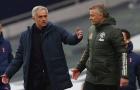 Mourinho: 'Tôi mừng vì Solskjaer không phải là bố của Son'