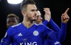 Chelsea theo sát tiền vệ 51 triệu bảng của Leicester City