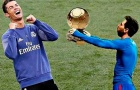 Cười vỡ bụng với loạt ảnh chế Real thắng Barca
