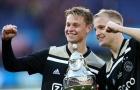 De Jong được khen hay hơn khi đến Barcelona