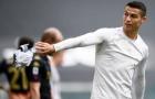 Đồng đội lý giải hành động xấu xí của Ronaldo sau khi Juve thắng