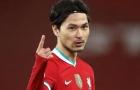 Cánh tay phải của Klopp khẳng định Minamino có tương lai ở Liverpool