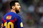 Chưa ký hợp đồng mới, Messi chưa quay lại sân tập