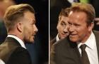 David Beckham và Arnold Schwarzenegger đưa tiễn Muhammad Ali