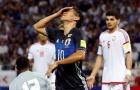 Nhật Bản thua sốc UAE trên sân nhà