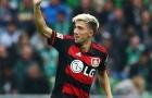 Kevin Kampl - Niềm hy vọng mới của Leverkusen