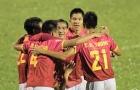 Sài Gòn FC 4-0 Long An (Vòng 11 V-League 2017)