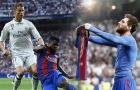 Trước vòng 34 La Liga: Barca thăng hoa; giông tố bủa vây Madrid
