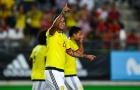 Chấm điểm Colombia: Cardona làm lu mờ các ngôi sao