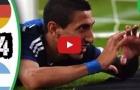 Trận cầu đáng nhớ: Đức 2-4 Argentina (2014)