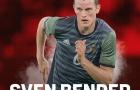 CHÍNH THỨC: Anh em nhà Bender tái hợp ở Bayer Leverkusen
