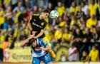 Dortmund 0-1 Espanyol: Không có duyên với trời Âu