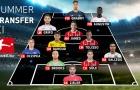 Đội hình các tân binh Bundesliga: Thừa sức top 4