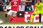 10 pha lốp bóng cực đẹp tại Bundesliga mùa 2016/17