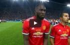 Màn trình diễn của Romelu Lukaku vs Real Madrid