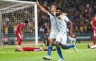 Tình huống tranh cãi trận U22 Malaysia 1-0 U22 Indonesia