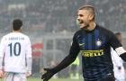 Mauro Icardi: Mũi nhọn nguy hiểm trên hàng công Inter